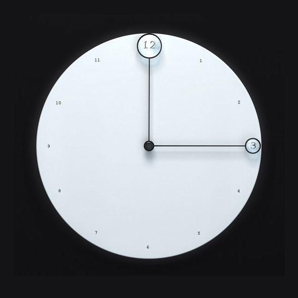 creative clocks 22