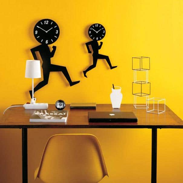 creative clocks 4