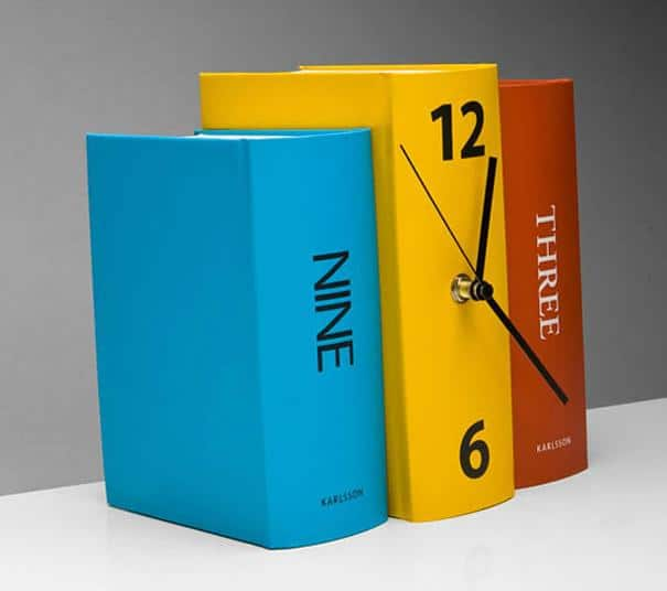 creative clocks 7