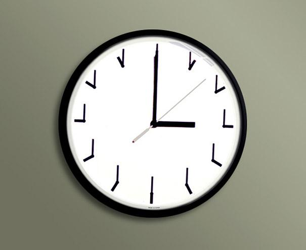 creative clocks 8