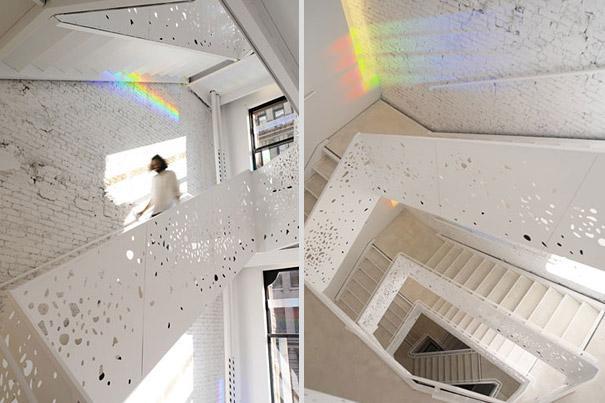 creative staircase designs 18