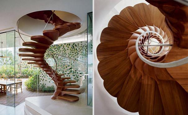 creative staircase designs 28