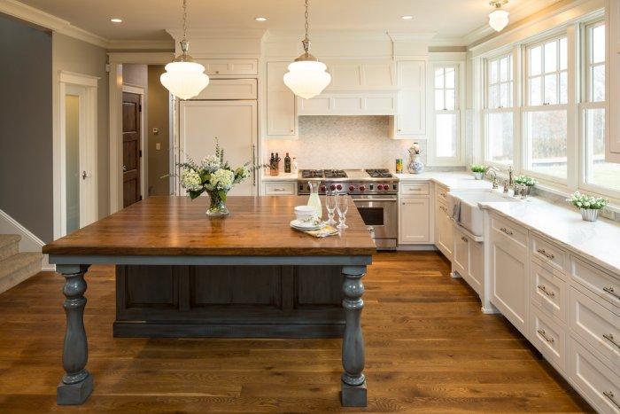 farmhouse kitchen 4