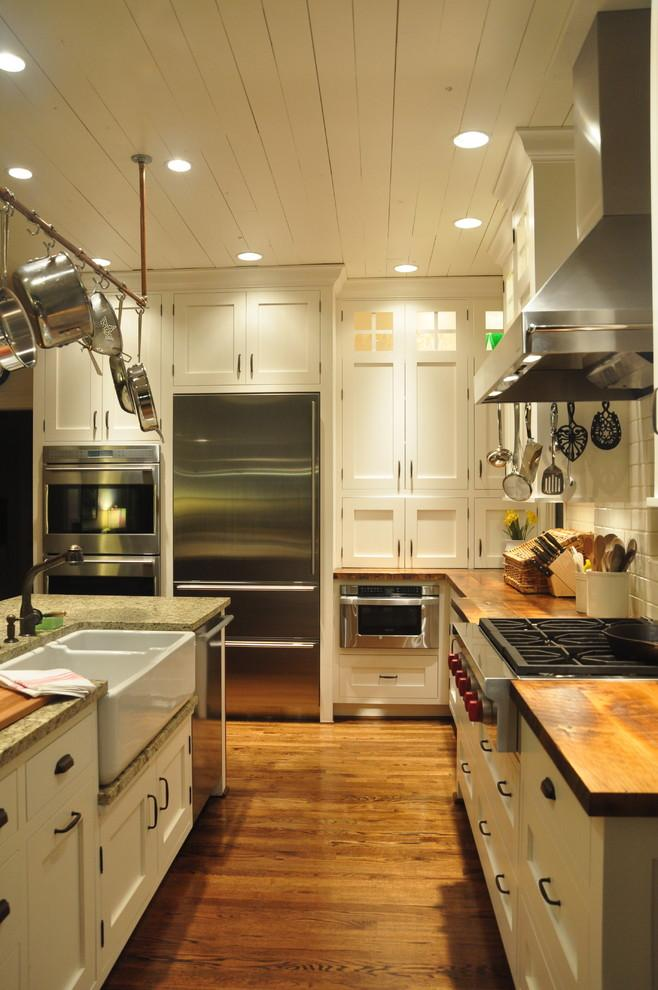 farmhouse kitchen 5
