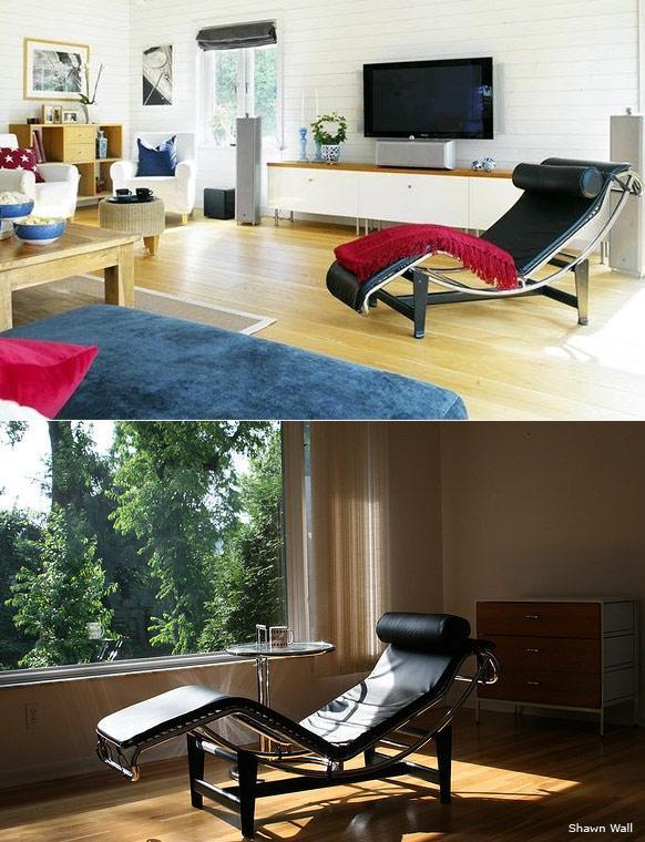 lc4 lounge chair usage
