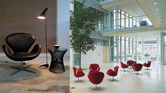 swan chair use
