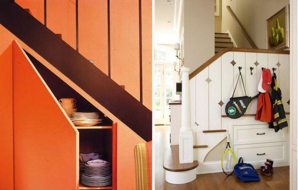 t cbinets with doors understairs