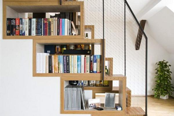 t open storage staircase 11