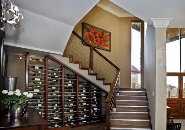 t wine storage under stairs 8