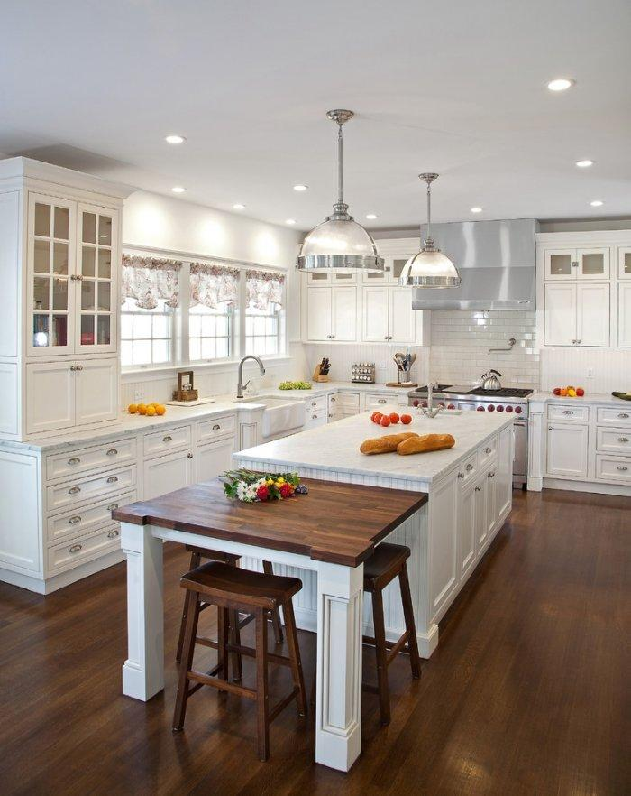Kitchen design ideas for contemporary or traditional for Kitchen cabinets houzz