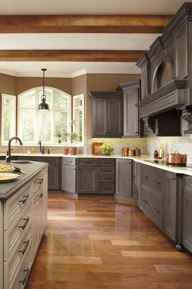 Kitchen design ideas for contemporary or traditional - Classic contemporary kitchen design ...