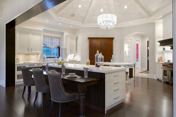 transitional kitchen 3