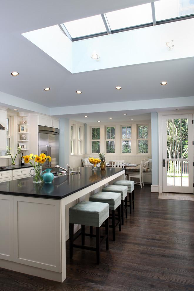 transitional kitchen 7