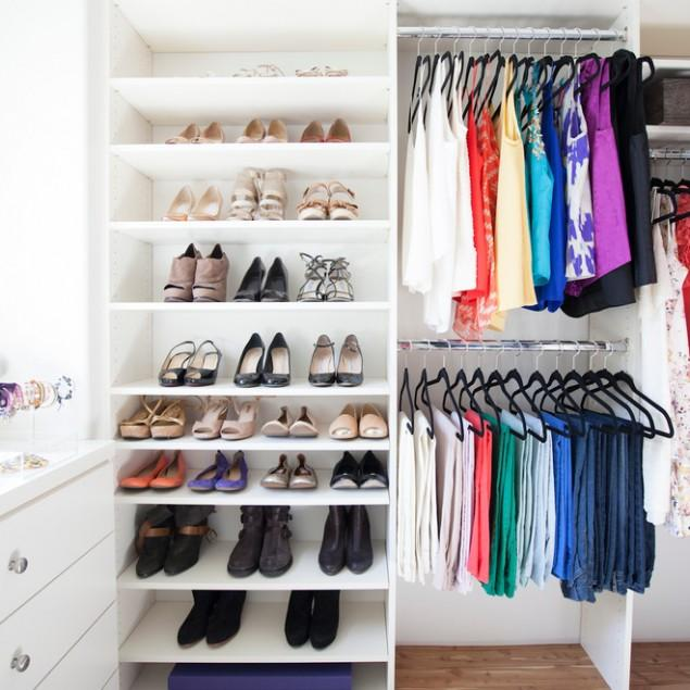 Closet Organizers for Best Clothing Sorting