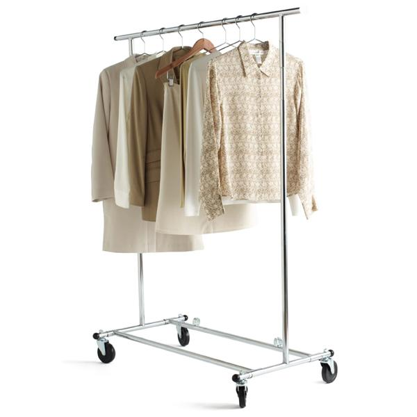 Clothing rack closet organizer - for women clothes