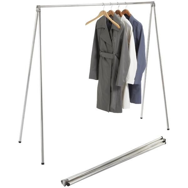 Coats rack closet organizer - easy to assemble