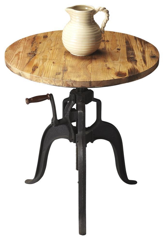 Indoor bistro table - industrial design