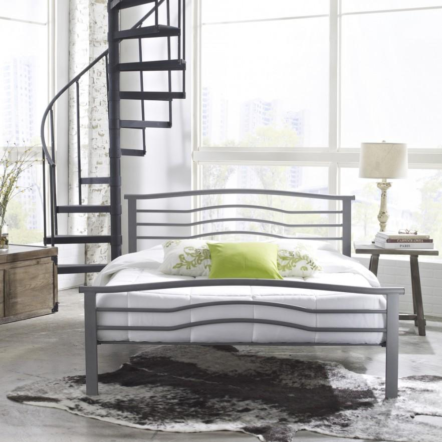 Platform Beds for Comfortable and Modern Bedrooms