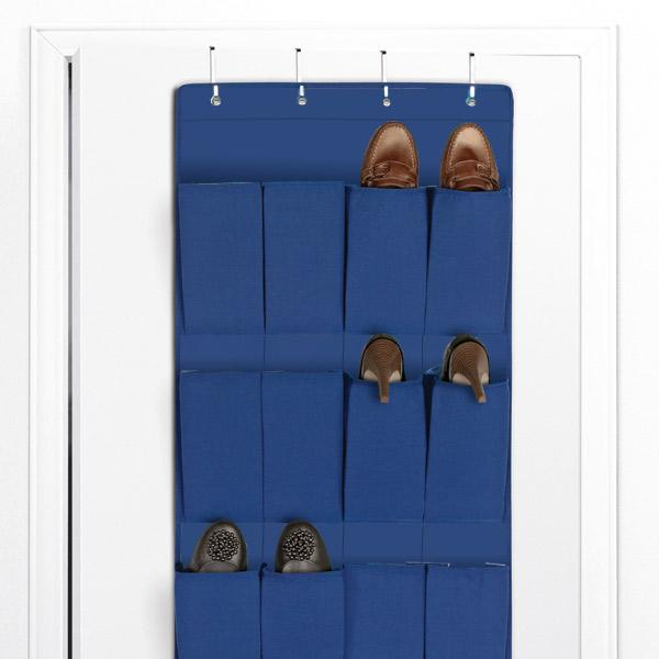 Shoes hanging closet organizer - for men and women