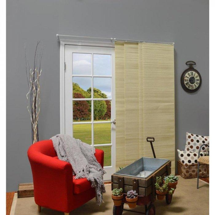 Stylish bedroom blind - for privacy
