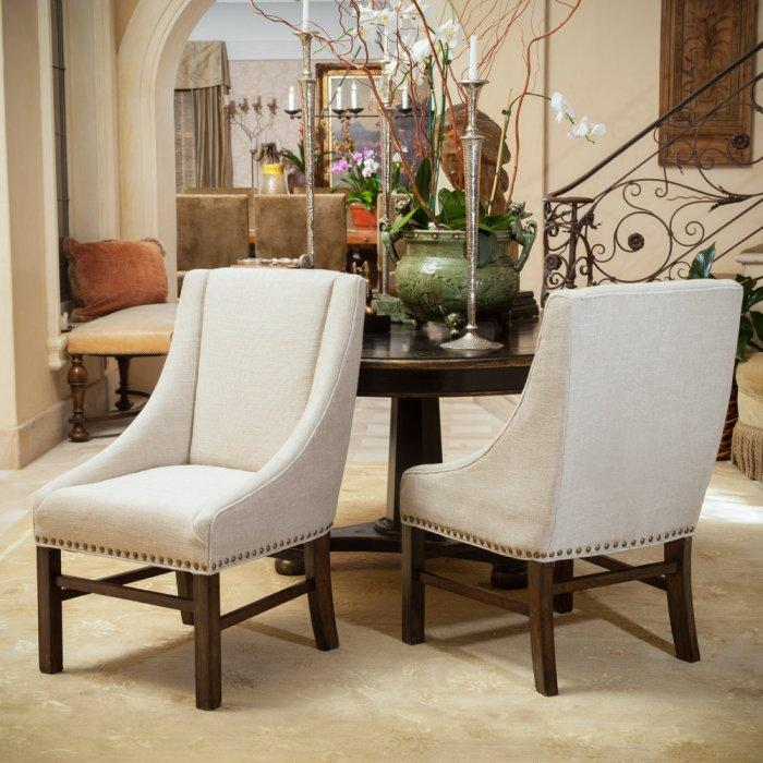 Dining chairs classic and modern examples founterior