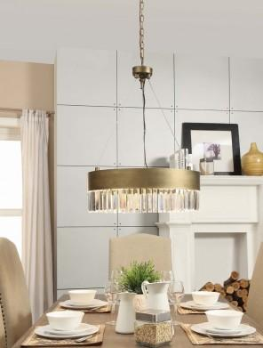 Crystal Chandeliers for Classic, Modern or Eclectic Touch