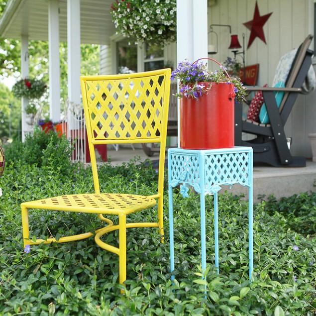 Metal Outdoor Furniture for your Summer Garden