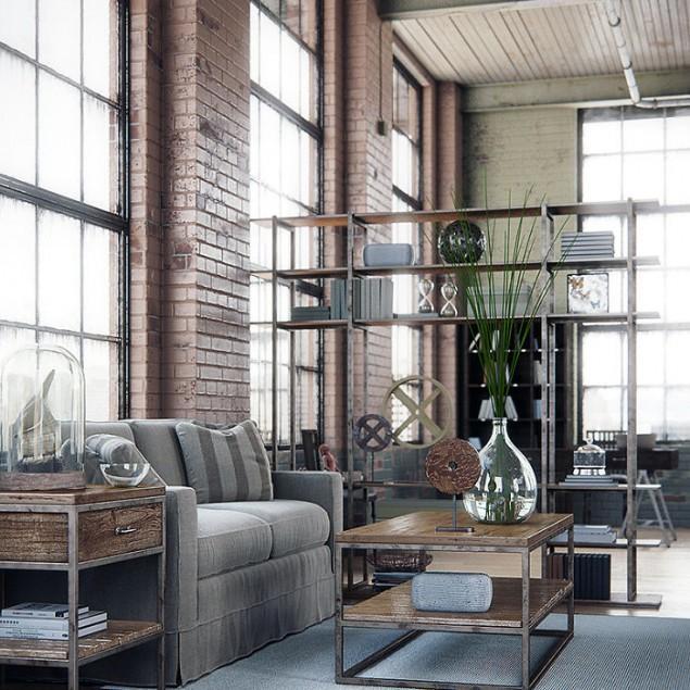 3d loft - with modern design