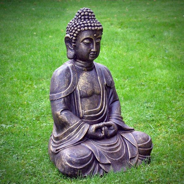 Buddha garden sculpture - for outdoor use