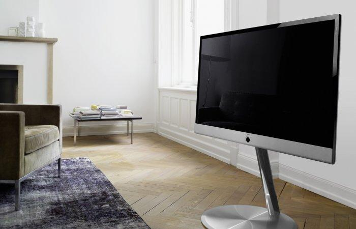 Hi-tech TV stand - for contemporary interior