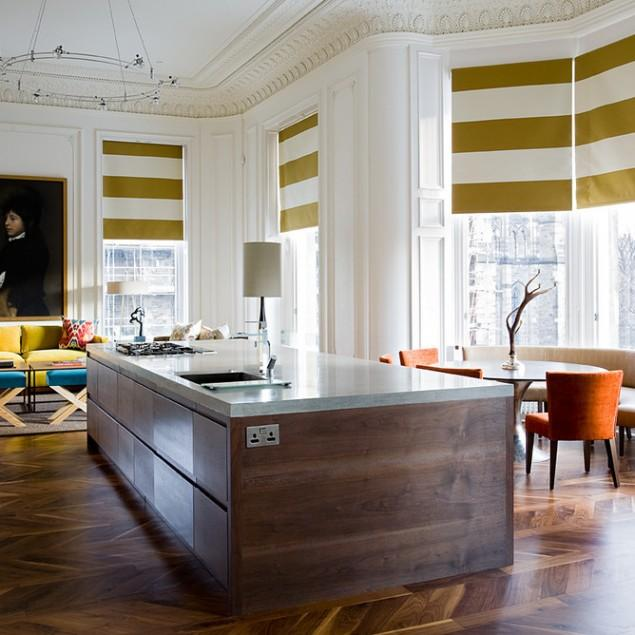 Contemporary Kitchen Blinds for Your Home