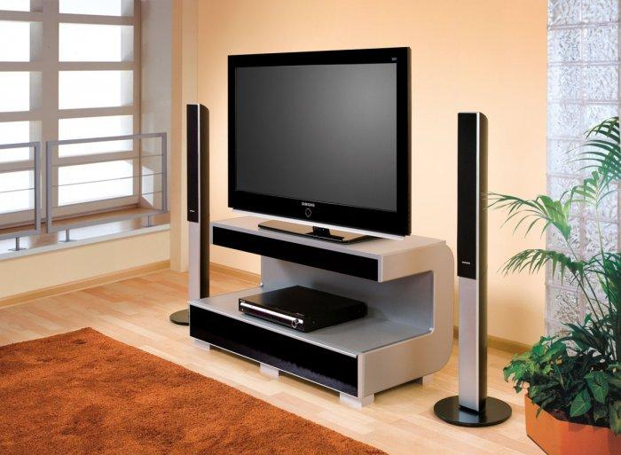 Minimalist TV stand - for modern homes