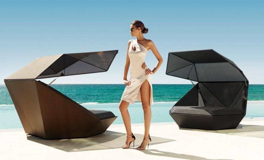 Ultra Stylish Modern Outdoor Lounge Chairs Founterior