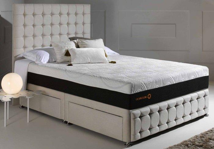 Soft Queen Size Bed   With Modern Design