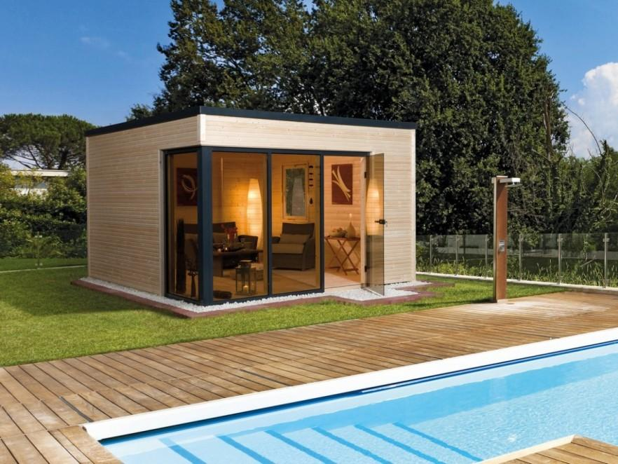Modern garden sheds transform yours now founterior for Modern garden shed designs