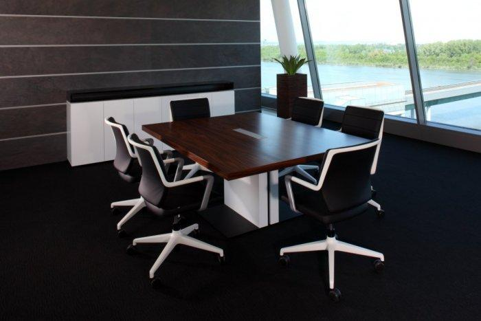 Small Conference Room Table For Six Founterior - Small conference room table