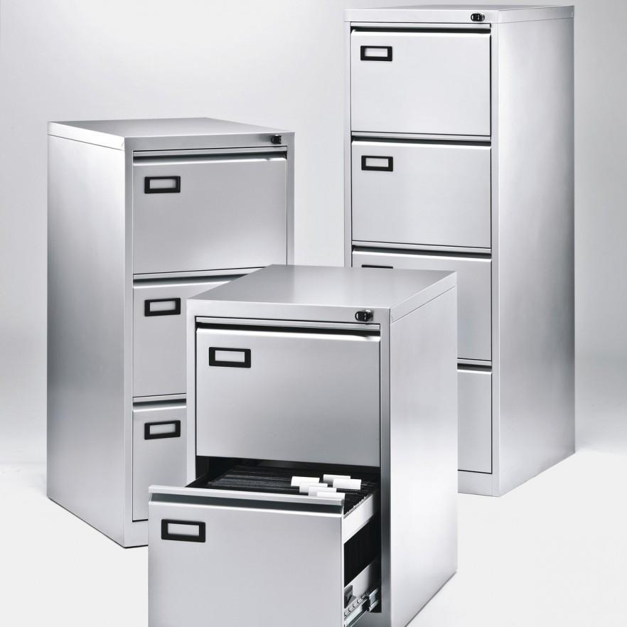Solid file cabinet - for office