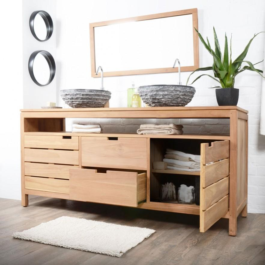 Storage bathroom vanity - with many drawers