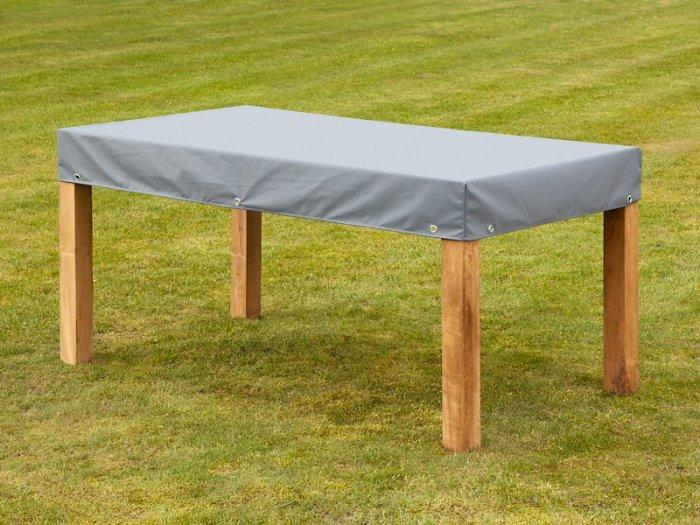 Table patio furniture cover - for outdoor use