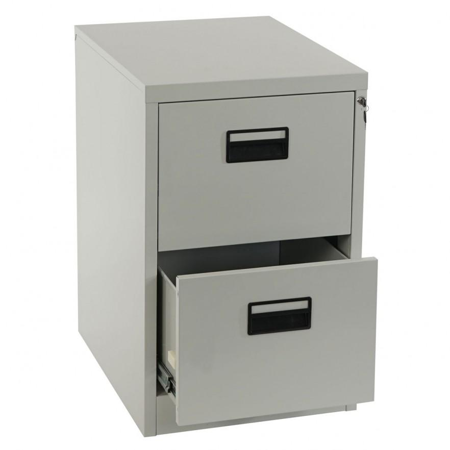 Traditional file cabinet - with drawers