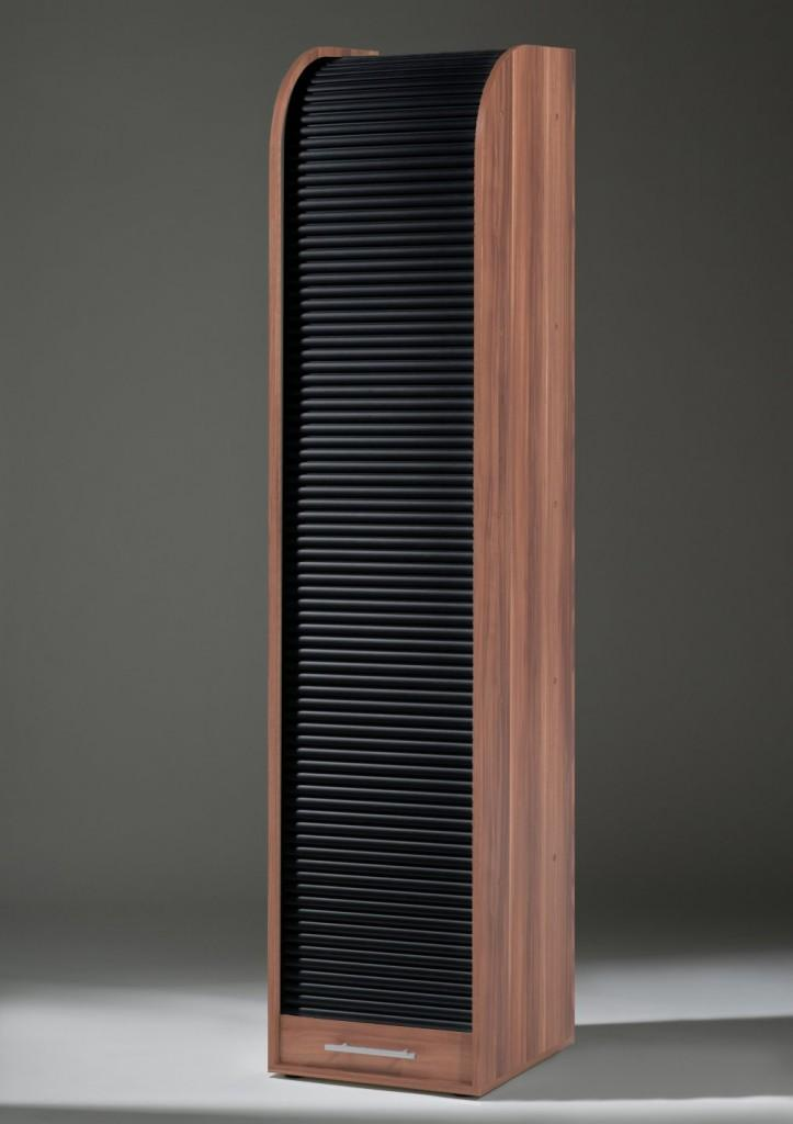 Wooden file cabinet - contemporary design