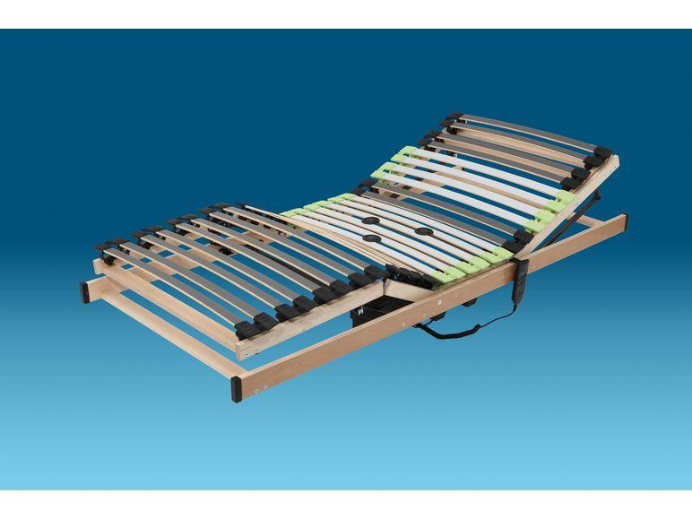 Adjustable bed frame - for comfort