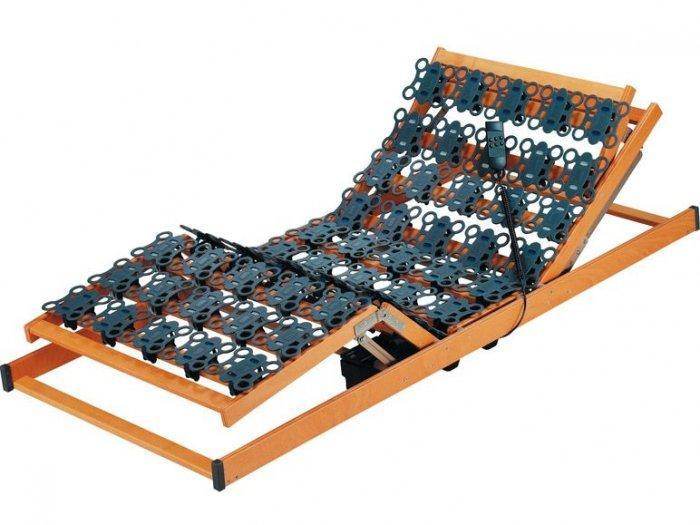 Adjustable bed frame - for single person