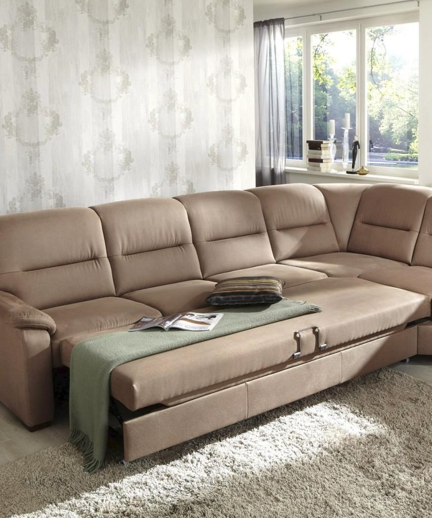Adjustable corner sofa - with sliding panel