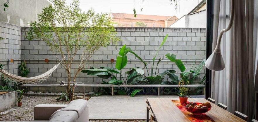 Small Backyard Design 8