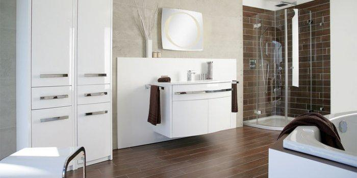 Contemporary Bathroom suite