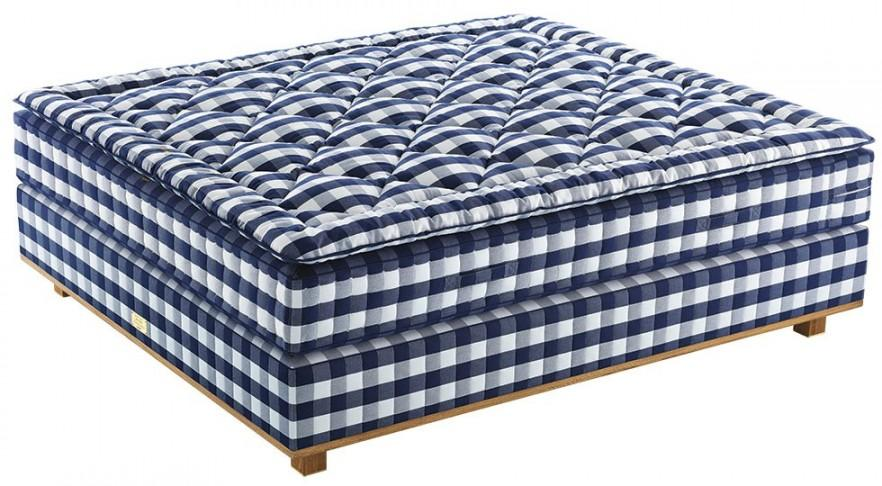 Blue adjustable bed - for bedroom