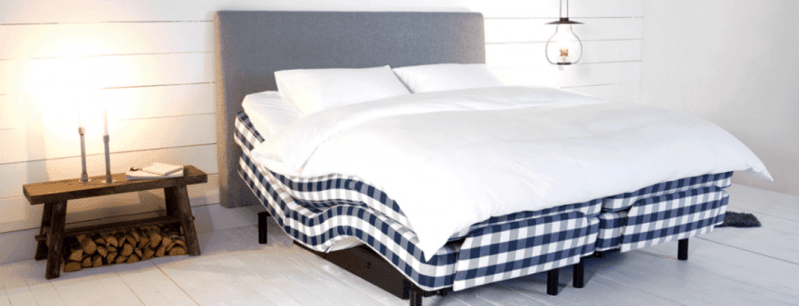 Comfortable adjustable bed - for bedroom