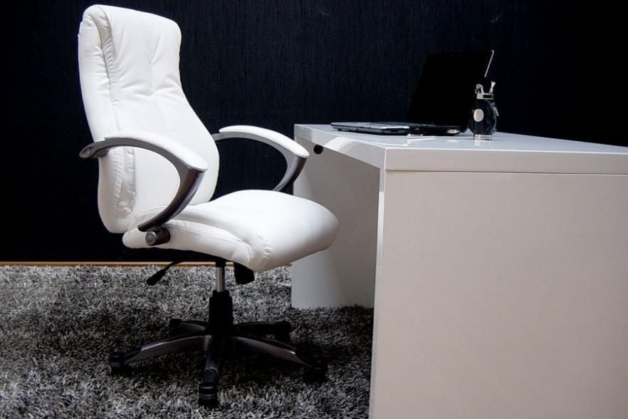 White office chair ideas