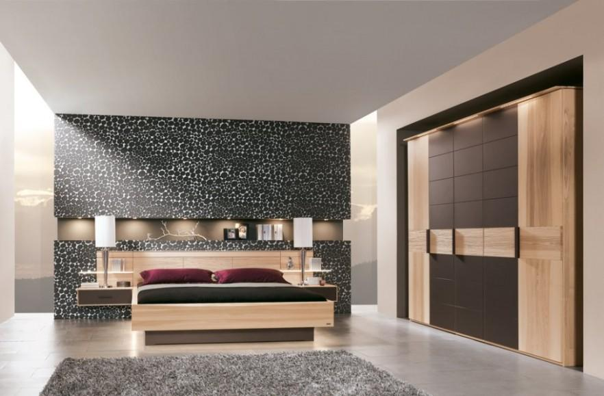 Master bedroom with large bedroom